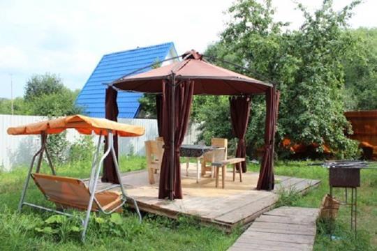 Коттедж, 350 м2, деревня Борисовка  ,