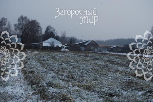 Участок, 10 соток, деревня Клюшниково  , Дмитровское шоссе