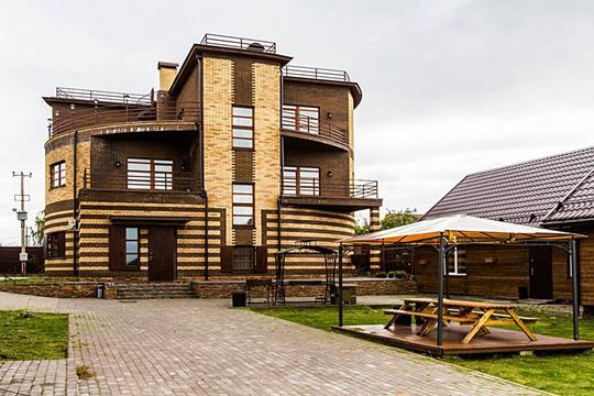 Коттедж, 650 м2, деревня Лечищево  ,
