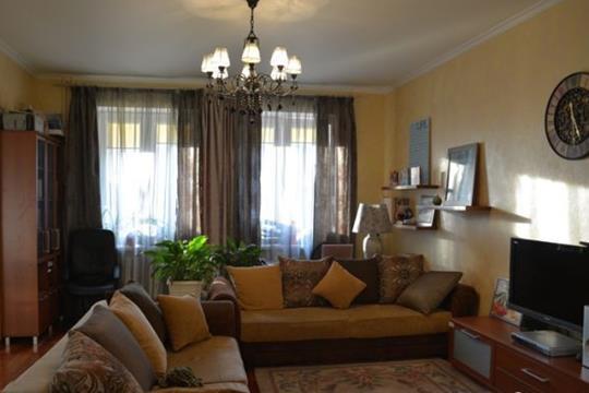 3-комнатная квартира, 103 м2, 7 этаж