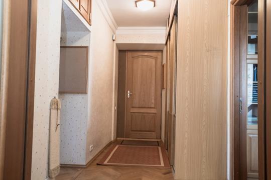 4-комнатная квартира, 98 м2, 9 этаж
