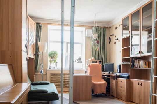 3-комнатная квартира, 98 м2, 9 этаж