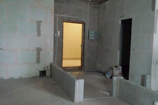 2-комнатная квартира, 58 м<sup>2</sup>, 8 этаж