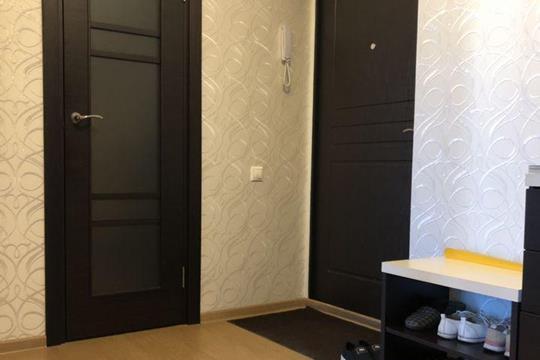 1-комнатная квартира, 40.6 м<sup>2</sup>, 3 этаж