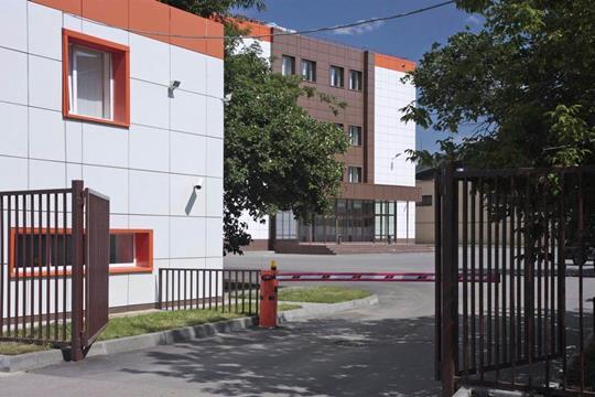 Офис, 171 м<sup>2</sup>, класс A-
