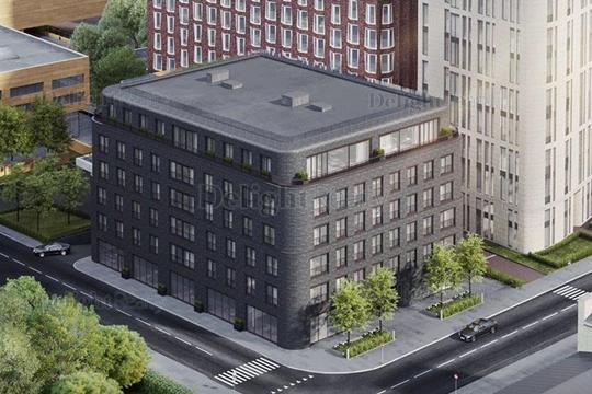 4-комн квартира, 177 м2, 6 этаж