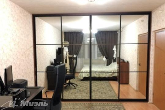 2-комнатная квартира, 52 м<sup>2</sup>, 15 этаж