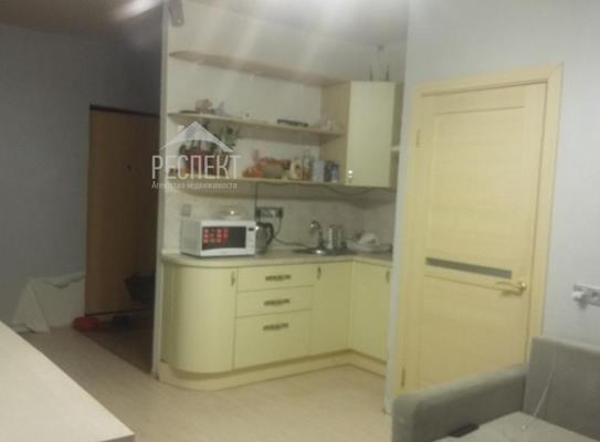 1-комн квартира, 36.9 м2, 4 этаж - фото 1