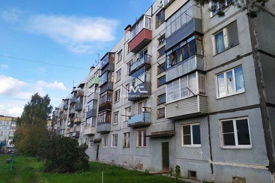 3-комн квартира, 63 м2, 3 этаж