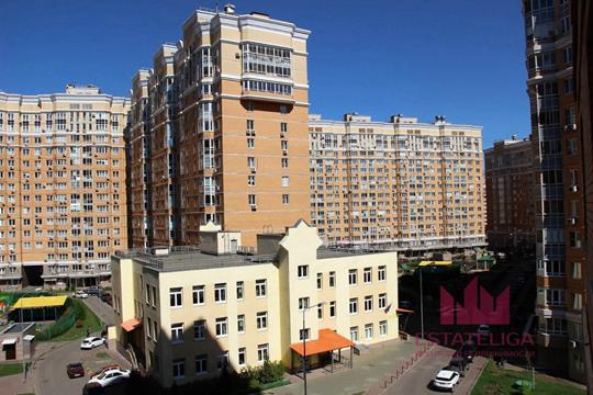 2-комнатная квартира, 64.4 м2, 6 этаж