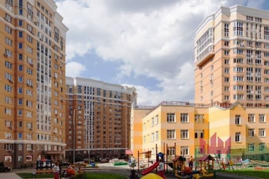 1-комнатная квартира, 45 м2, 4 этаж
