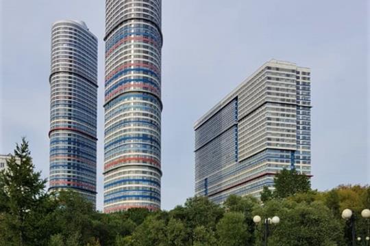 1-комн квартира, 64 м2, 28 этаж