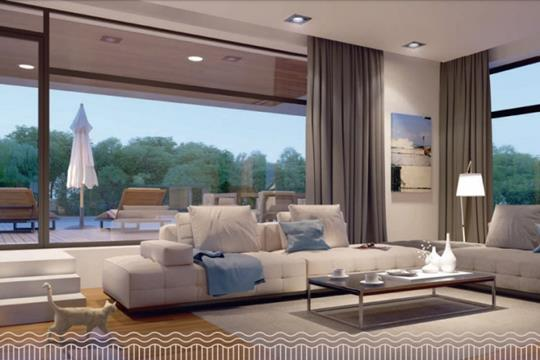 3-комнатная квартира, 125.7 м<sup>2</sup>, 3 этаж