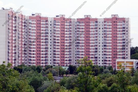 3-комнатная квартира, 76 м<sup>2</sup>, 14 этаж