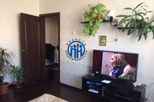 3-комнатная квартира, 75 м<sup>2</sup>, 8 этаж