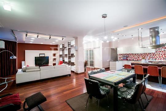 4-комнатная квартира, 170 м<sup>2</sup>, 11 этаж