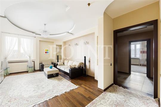 5-комнатная квартира, 158 м<sup>2</sup>, 6 этаж