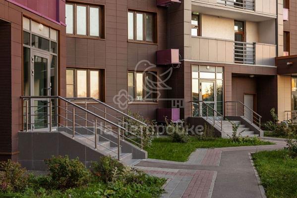 3-комн квартира, 74.5 м2, 9 этаж - фото 1