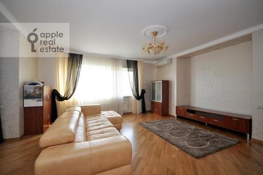 3-комнатная квартира, 135 м2, 13 этаж