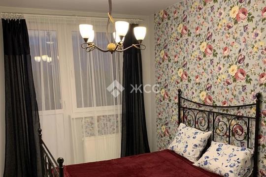 1-комнатная квартира, 37.3 м<sup>2</sup>, 2 этаж