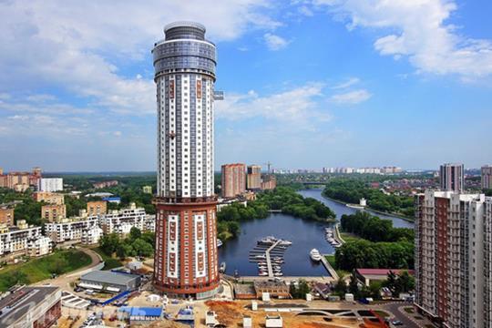 4-комнатная квартира, 128.52 м<sup>2</sup>, 23 этаж