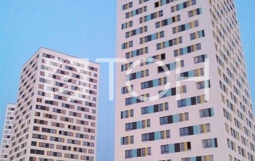 1-комн квартира, 22.7 м2, 3 этаж