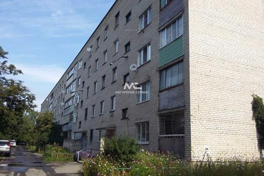 3-комн квартира, 48 м2, 2 этаж
