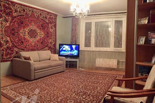 1-комнатная квартира, 40 м<sup>2</sup>, 1 этаж