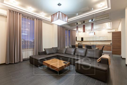 4-комнатная квартира, 212 м2, 6 этаж