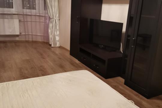 1-комнатная квартира, 42 м2, 14 этаж