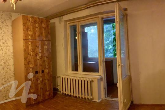 1-комнатная квартира, 35 м2, 2 этаж