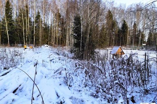 Участок, 6 соток, поселок Поваровка СНТ заря, Ленинградское шоссе