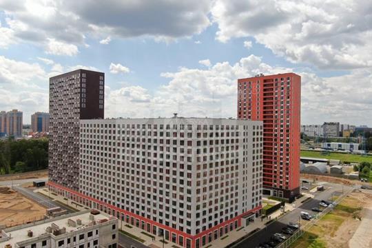 1-комн квартира, 23 м2, 13 этаж