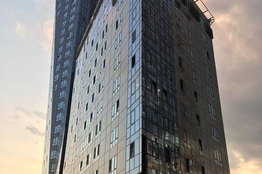5-комнатная квартира, 166.2 м2, 25 этаж