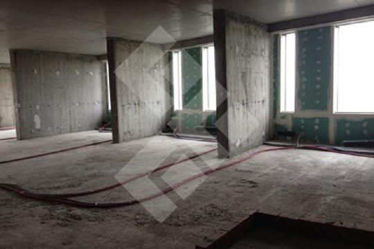 Многокомнатная квартира, 206 м<sup>2</sup>, 40 этаж