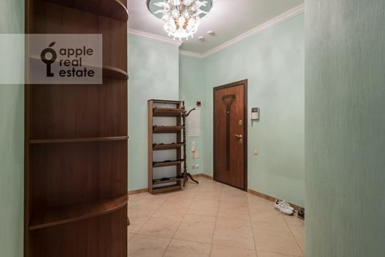 3-комнатная квартира, 126 м2, 18 этаж
