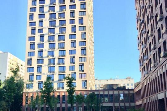 3-комнатная квартира, 84.6 м<sup>2</sup>, 14 этаж