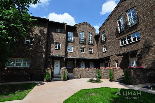 4-комнатная квартира, 165.6 м<sup>2</sup>, 1 этаж