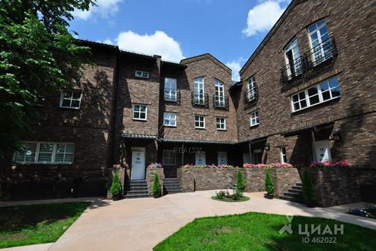 4-комнатная квартира, 163.7 м<sup>2</sup>, 1 этаж