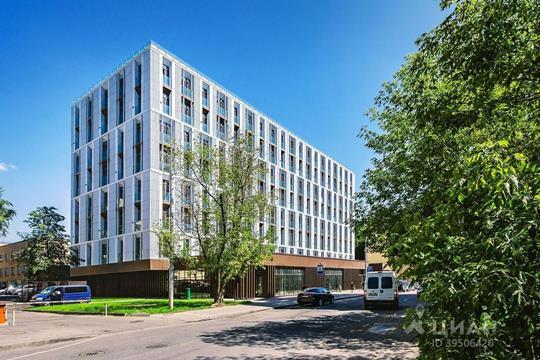 3-комнатная квартира, 117.5 м<sup>2</sup>, 7 этаж