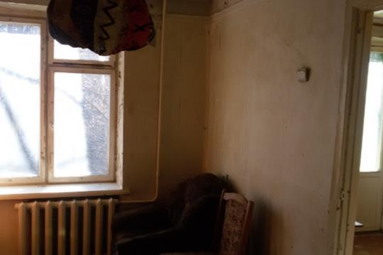 2-комнатная квартира, 44 м2, 3 этаж