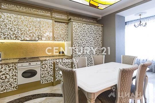 5-комнатная квартира, 220 м<sup>2</sup>, 21 этаж