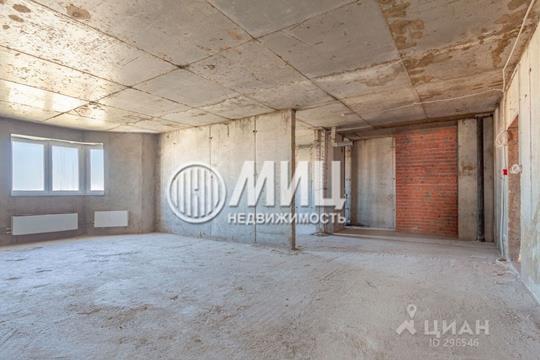 3-комнатная квартира, 140 м<sup>2</sup>, 25 этаж