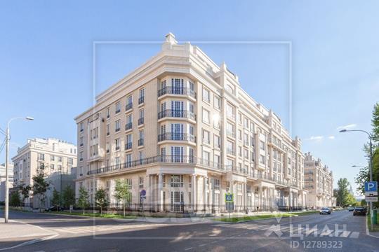 Многокомнатная квартира, 490 м<sup>2</sup>, 5 этаж
