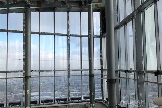 Квартира свободной планировки, 1079 м<sup>2</sup>, 95 этаж