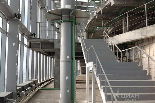 Квартира свободной планировки, 2095 м<sup>2</sup>, 95 этаж