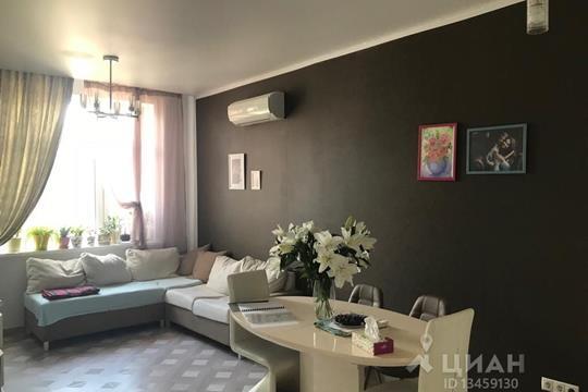 3-комнатная квартира, 87.4 м<sup>2</sup>, 6 этаж