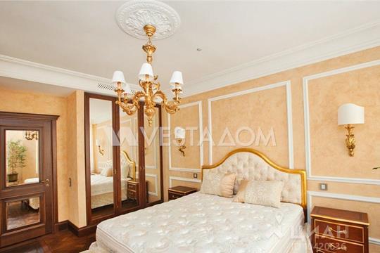 Многокомнатная квартира, 206 м<sup>2</sup>, 7 этаж