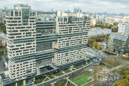 Квартира свободной планировки, 250 м<sup>2</sup>, 18 этаж