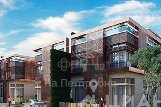 Многокомнатная квартира, 145 м<sup>2</sup>, 2 этаж